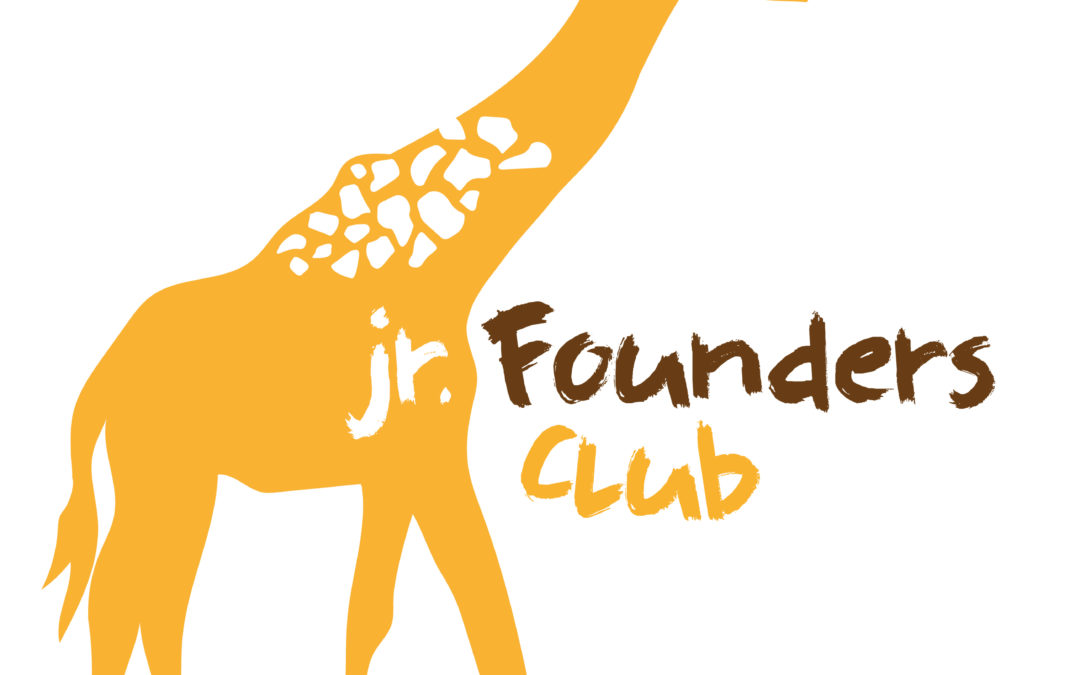 Logo para JR. Founder Club